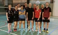 L'équipe 2 en compagnie de Beaurepaire