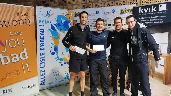 Julien et Sylvain série 4 finalistes